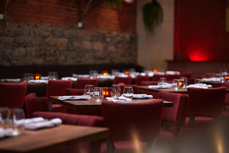 Restaurant steakhouse du Vieux-Montréal