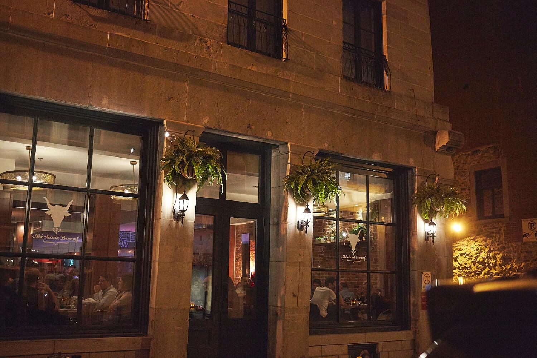 Méchant Boeuf - Restaurant Vieux-Montréal