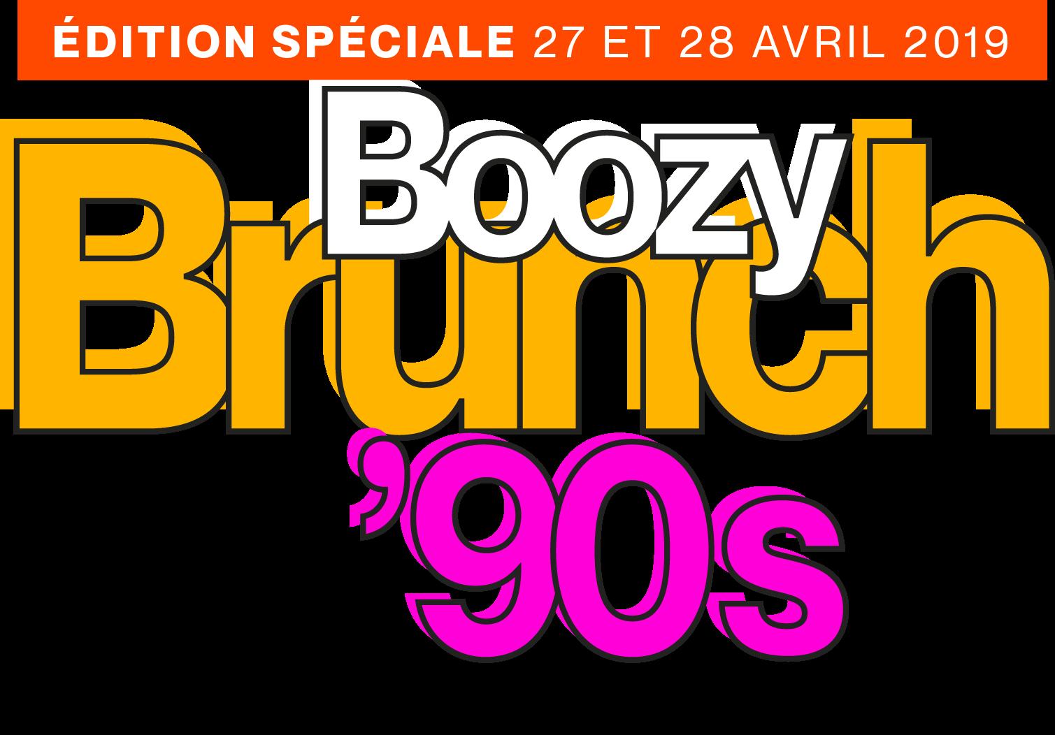 90s Brunch