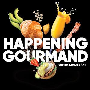 Happening Gourmand – Brunchs prolongés!
