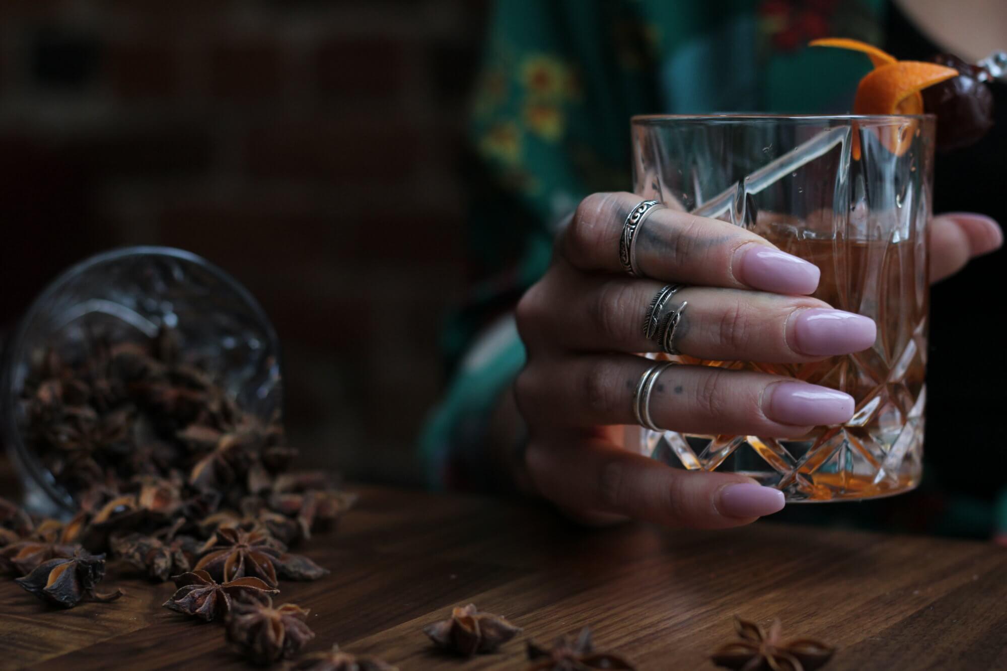 Cocktail au rum