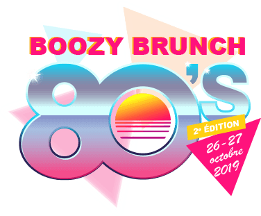 Brunch 80's music – 2nd edition